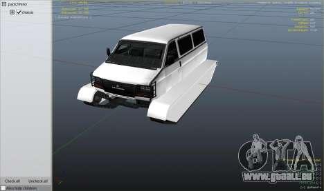 Police Transporter Tracked für GTA 5