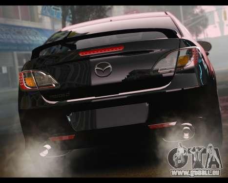 Mazda 6 Sport pour GTA 4 est une gauche