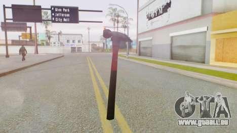Vice City Hammer pour GTA San Andreas deuxième écran
