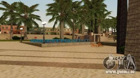 ENB by Robert v8.4 pour GTA San Andreas deuxième écran