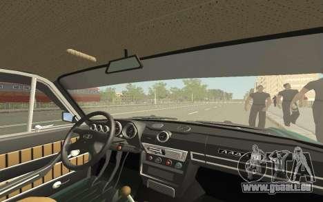 VAZ 2103 Sport tuning für GTA San Andreas Unteransicht