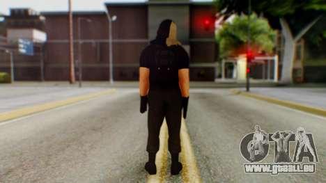 Seth Rollins pour GTA San Andreas troisième écran