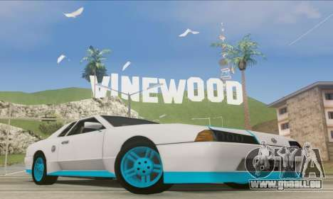Elegy DRIFT KING GT-1 [2.0] (New wheels) pour GTA San Andreas