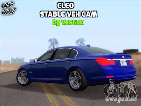 StableVehCam pour GTA San Andreas
