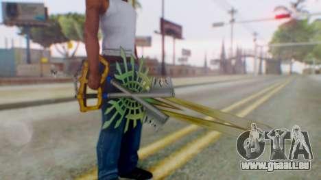KHBBSFM - X-Blade pour GTA San Andreas