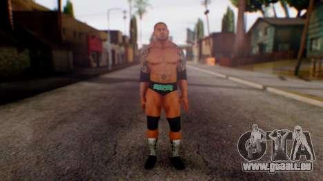 WWE Batista pour GTA San Andreas deuxième écran