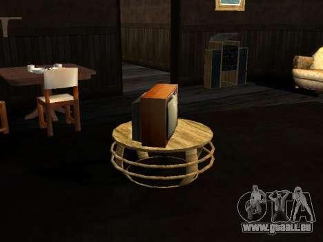 TV-Birke-212 für GTA San Andreas dritten Screenshot