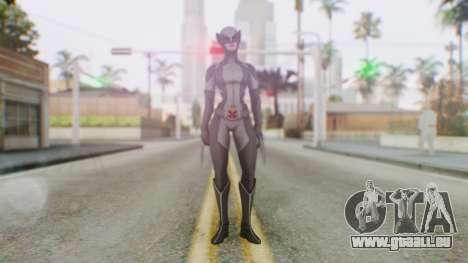 Marvel Heroes X-23 (All new Wolverine) v2 für GTA San Andreas zweiten Screenshot
