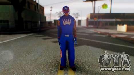 Rey Misterio pour GTA San Andreas deuxième écran