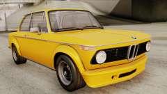 BMW 2002 Turbo 1973 Stock