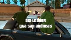 ASI Loader pour GTA San Andreas