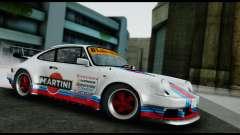 Porsche 911 Turbo 3.2 Coupe (930) 1985 pour GTA San Andreas