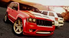 Jeep Grand Cherokee SRT8 Final version