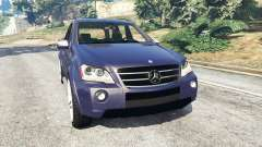 Mercedes-Benz ML63 (W164) 2009