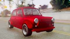 Mini Miglia pour GTA San Andreas