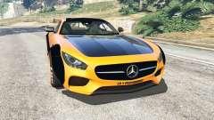 Mercedes-Benz AMG GT 2016 [LibertyWalk]