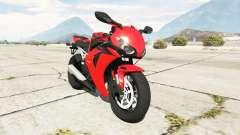 Honda CBR1000RR [Red]