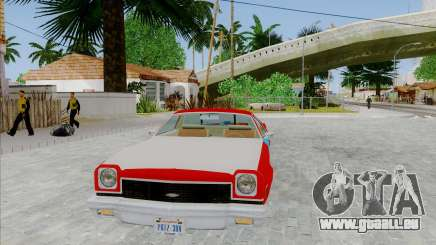 Chevrolet El Camino My Name is Earl v1.0 für GTA San Andreas