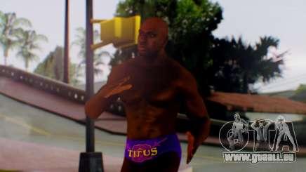 Titus ONeil pour GTA San Andreas
