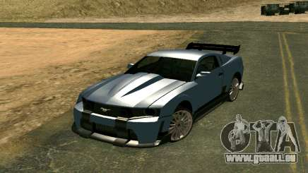 Ford Mustang GT pour GTA San Andreas