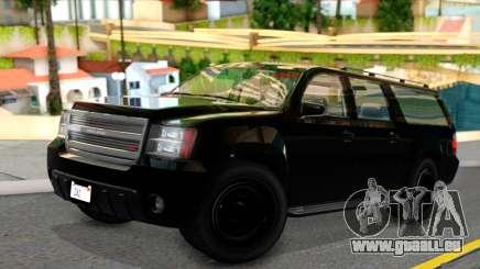 GTA 5 Declasse Granger FIB IVF pour GTA San Andreas