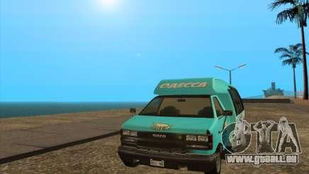 Iveco Custom Odessa für GTA San Andreas
