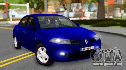 Renault Megane Sedan für GTA San Andreas