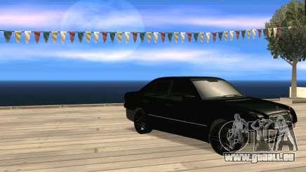 Mercedes Benz E-Class pour GTA San Andreas