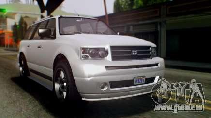 GTA 5 Dundreary Landstalker IVF pour GTA San Andreas