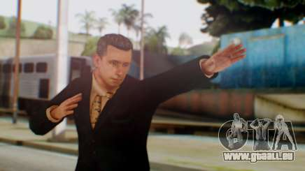 WWE Michael Cole pour GTA San Andreas