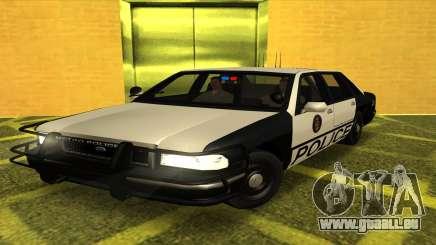 Police SF pour GTA San Andreas