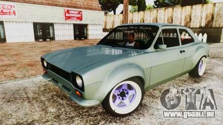Ford Escort Mk1 pour GTA San Andreas