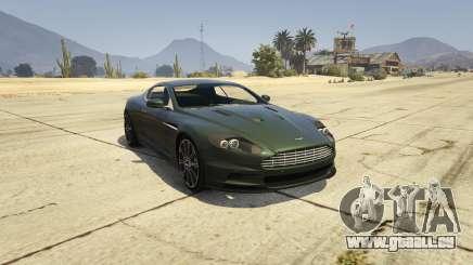Aston Martin DBS für GTA 5