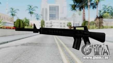 GTA 3 M16 pour GTA San Andreas