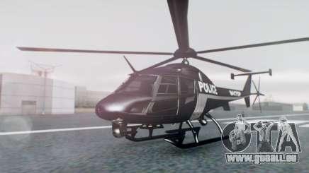 New Police Maverick für GTA San Andreas
