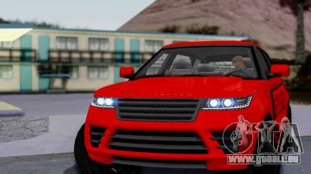 GTA 5 Gallivanter Baller LE LWB Arm pour GTA San Andreas