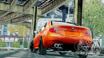 BMW M5 E60 pour GTA 4