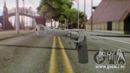 GTA 5 Platinum Revolver für GTA San Andreas