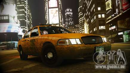 Ford Crown Victoria L.C.C Taxi für GTA 4