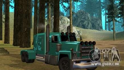 Petroltanker v2 für GTA San Andreas