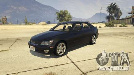 Lexus IS300 Tunable 1.0 pour GTA 5