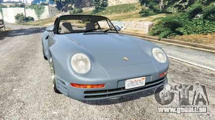 Porsche 959 1986 pour GTA 5