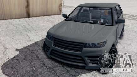 GTA 5 Gallivanter Baller LE LWB IVF pour GTA San Andreas