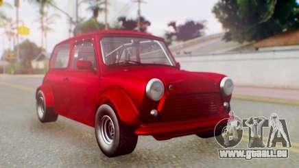 Mini Miglia für GTA San Andreas