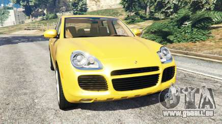 Porsche Cayenne Turbo 2003 pour GTA 5