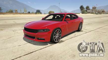 2015 Dodge Charger RT 1.4 für GTA 5