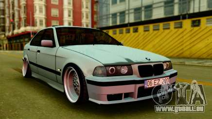 BMW 320 E36 für GTA San Andreas