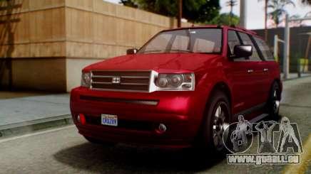 GTA 5 Dundreary Landstalker pour GTA San Andreas