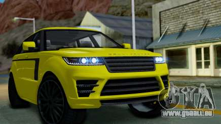 GTA 5 Gallivanter Baller LE pour GTA San Andreas