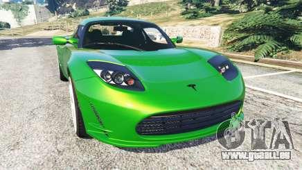 Tesla Roadster Sport 2011 für GTA 5